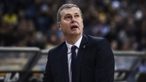 Bamberg trennt sich von Trainer Bagatskis