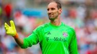 Sperre für Bayern-Ersatztorwart