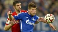 Schalke profitiert von Elfmeter-Fehlschuss