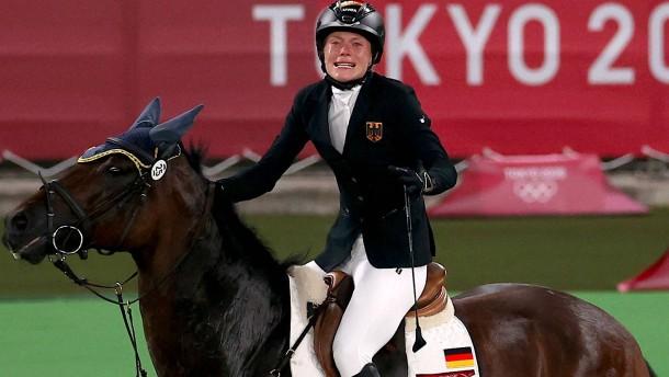 Reit-Drama um deutsche Fünfkämpferin Schleu