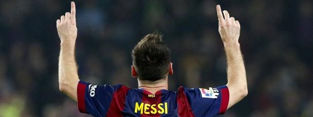 Die Nummer 10 ist die Nummer 1: Lionel Messi