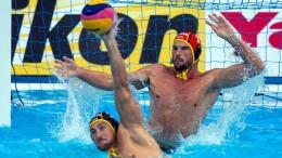 Wasserballer mit Rekord ins WM-Viertelfinale