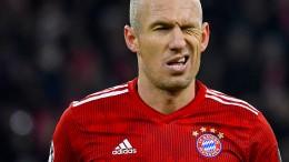 Robben wird zum großen Pechvogel der Bayern