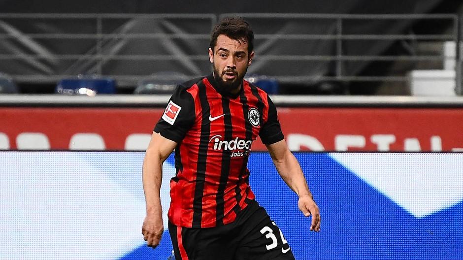 Mann für besondere Momente: Amin Younes hat Corona überstanden und kann für die Eintracht wieder spielen.