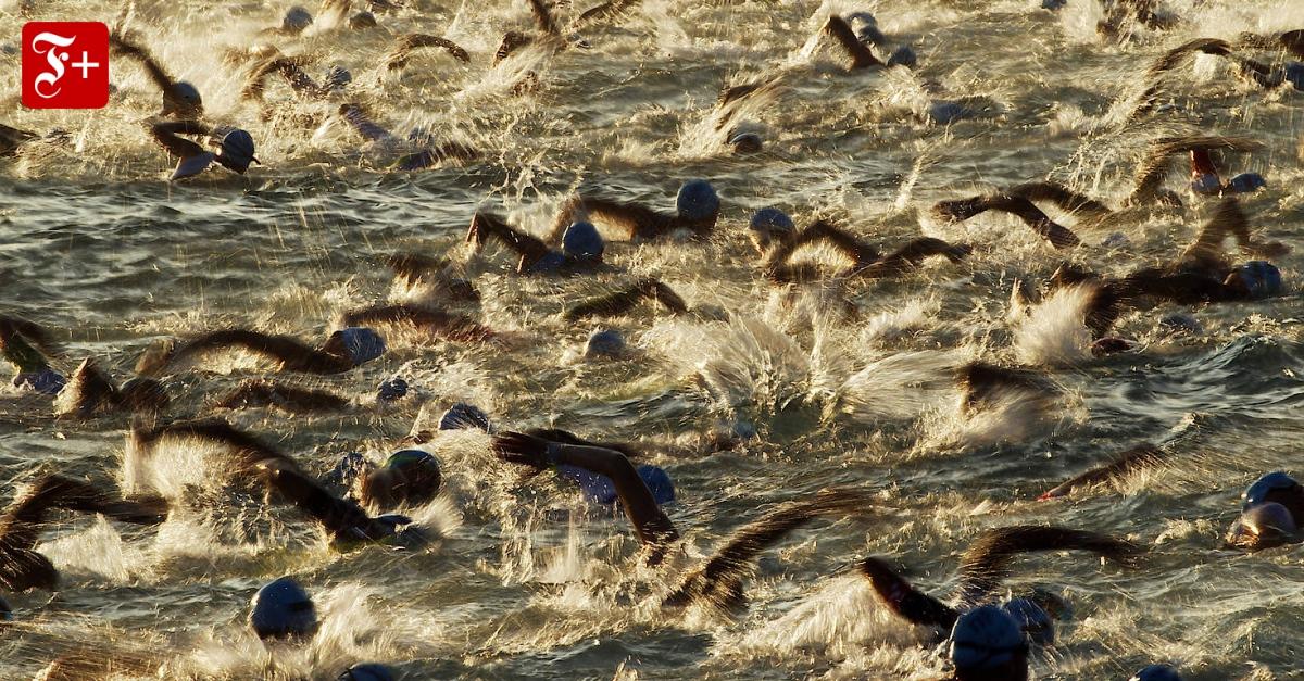Aufruhr im Triathlon: Ein Milliardär und der Kampf um den Ironman