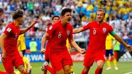 England siegt dank Lufthoheit