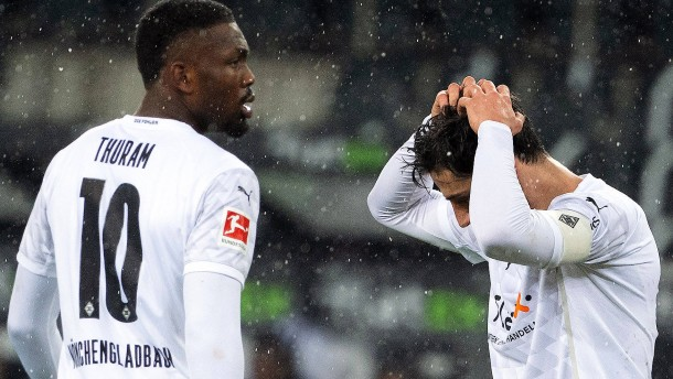 Gladbach verzockt sich und verliert das Derby