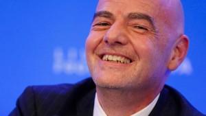 Nutzt Infantino den Sturz Grindels gegen den DFB?