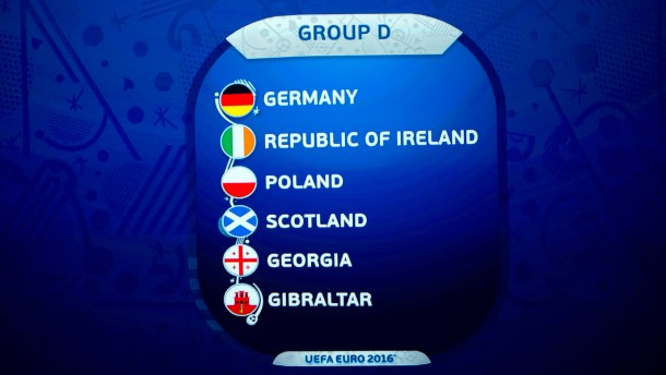 DFB-Elf muss nach Gibraltar