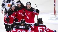Kanada gewinnt Eishockey-WM