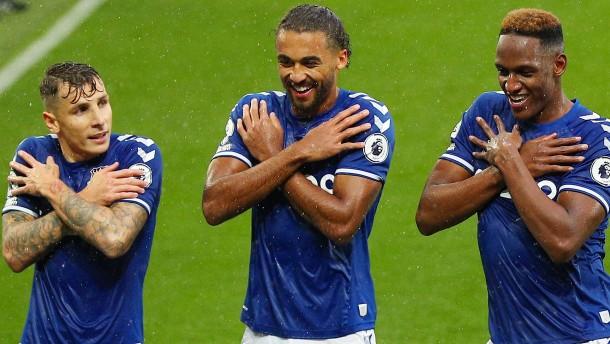 Was den FC Everton für Liverpool so gefährlich macht