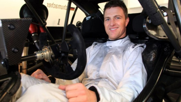 Ralf Schumacher fährt Gebrauchtwagen