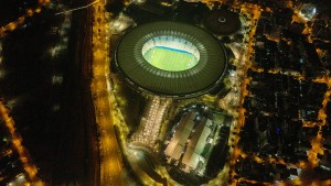 Tausche: Fußballspiele gegen Beatmungsgeräte