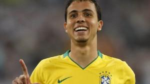 Brasilien gewinnt gegen England -Südafrika außer Form