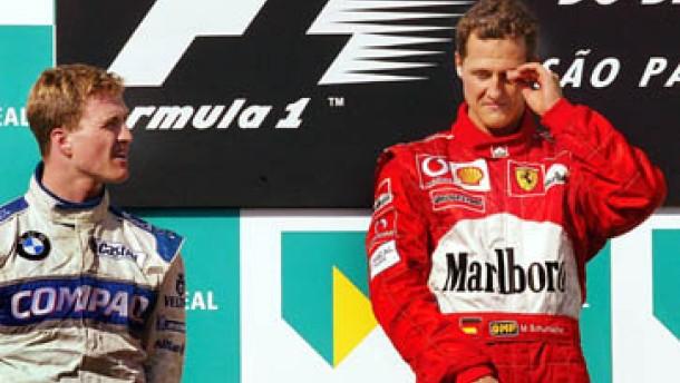 Ralf Schumacher: Ich muss Michael angreifen und schlagen