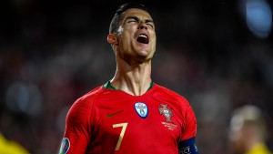 Das verpatzte Comeback des Cristiano Ronaldo