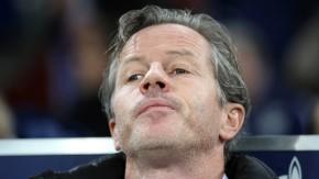Was nun? Schalke-Trainer Keller kann nicht zufrieden sein