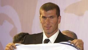 147 Millionen: Zidane-Wechsel zu Real endgültig perfekt