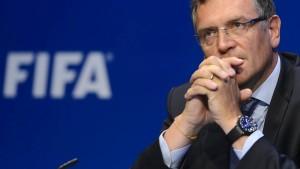 Fifa suspendiert Blatters engsten Vertrauten
