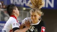 Handball-Frauen in der EM-Hauptrunde