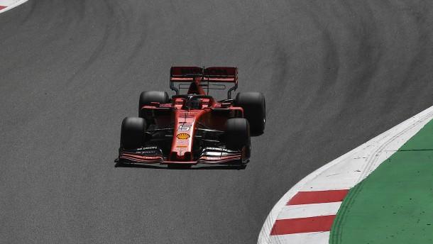 Ein Sieg muss her für Ferrari