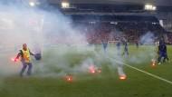 Disziplinarverfahren gegen Kroatien