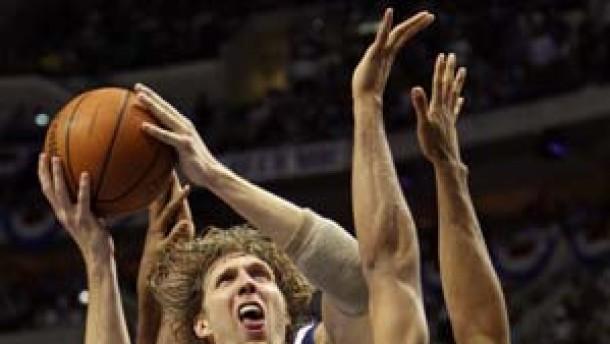 Nowitzki frustriert, Dallas ernüchtert