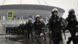 Wie Russland für Sicherheit bei der WM sorgen will