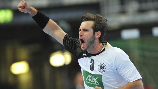 Deutsche Handballer können für die EM planen