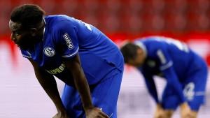 """""""Es reicht"""": Schalke wütet nach Elfmeter-Aufregung"""