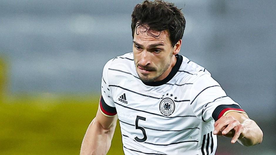 Nach zweieinhalb Jahren Pause kehrte Mats Hummels ins DFB-Team zurück.