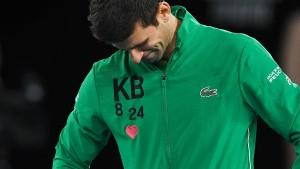 Djokovic fodert Federer als nächstes