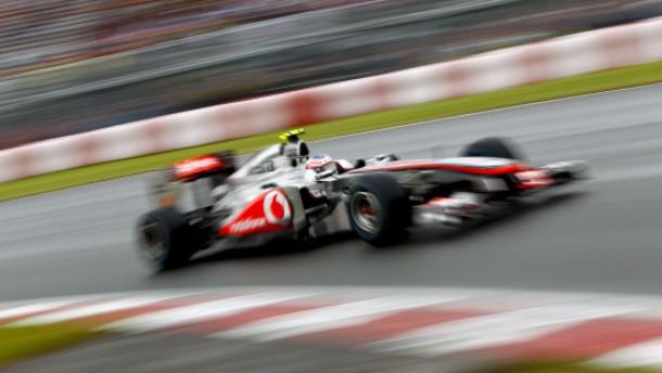 Button düpiert Vettel beim Vier-Stunden-Rennen