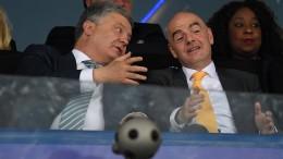 """""""Von Reisen zur WM nach Russland ist abzuraten"""""""