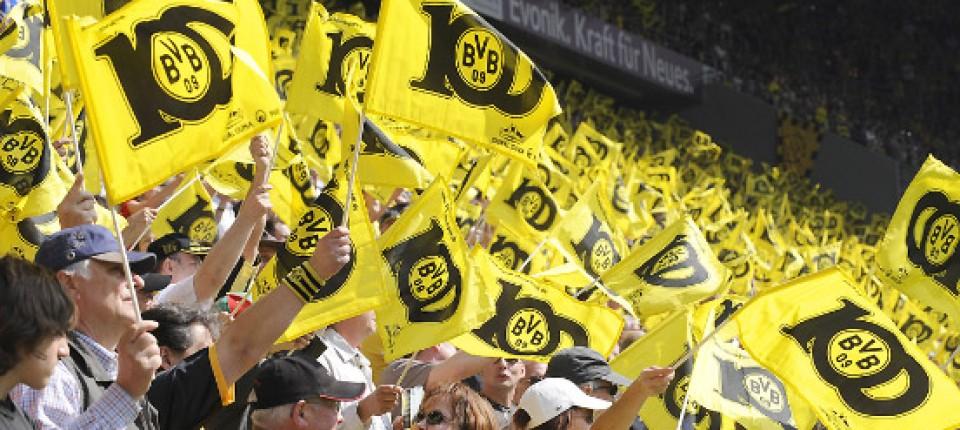 Borussia Dortmund 100 Jahre Echte Liebe Bundesliga Faz