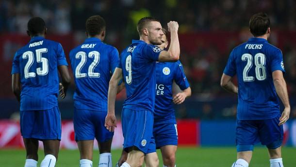 Für Leicester ist noch alles möglich