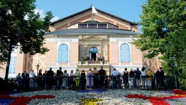 Panne bei Festspielen in Bayreuth