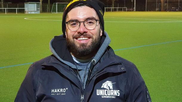 Der Trainer-Coup von Frankfurt Universe