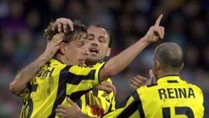 Dämpfer für Dortmunds Ambitionen