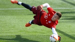 Hoeneß wird Trainer bei Bayern-Reserve