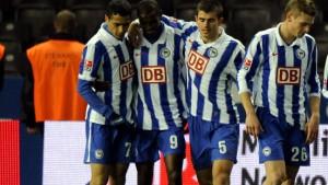 Hertha BSC Berlin lebt noch