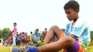 Indischer Messi darf mit den Bayern trainieren