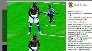 Ausgerechnet Balotelli verulkt Bayerns Müller