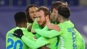 Wolfsburg bewirbt sich für die Champions League