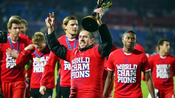 Ribéry zieht es nach Amerika