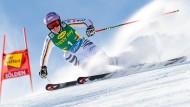 Basisdisziplin Riesenslalom: Viktoria Rebensburg war im vergangenen Winter die Beste der Welt