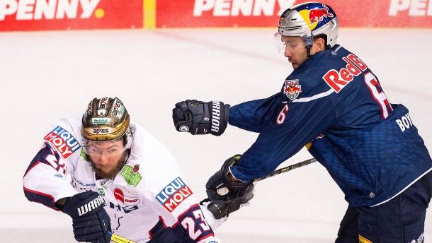 Ein harter Winter im deutschen Eishockey