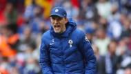 Thomas Tuchel verliert das Finale um den FA-Cup gegen Leicester