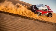 Für Sand gebaut: Der neue Buggy des X-Raid-Teams