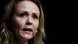 Eine Frau als schlimmster Albtraum für Bachs IOC